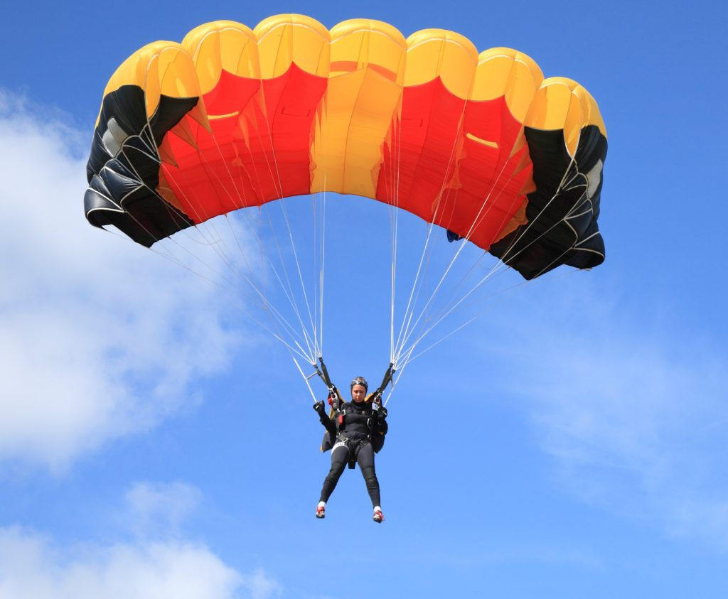 Insurance Is A Parachute But Captive Insurance Is THE RIGHT Parachute