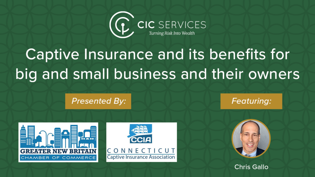 Captive Insurance and its benefits for big and small business and their owners